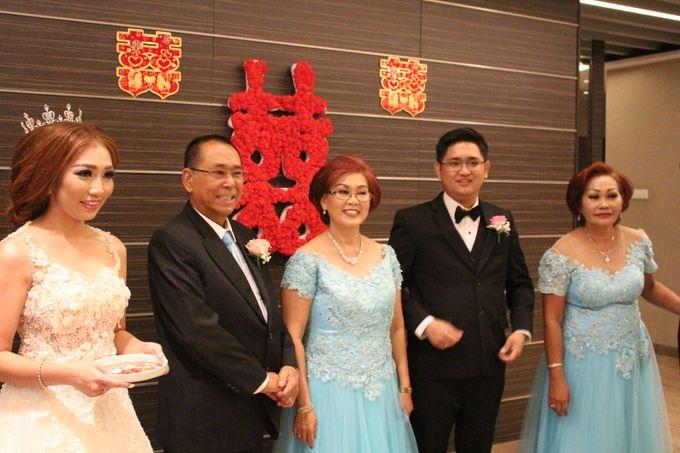 Wedding Daniel & Dewi, 1 Oktober 2016 by Red Hat Organizer - 019