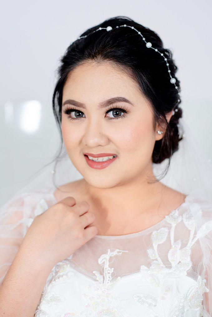 Wedding Makeup For Jenny by Satrisca Makeup Artist - 004