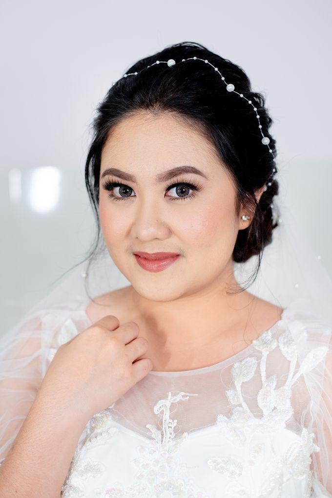 Wedding Makeup For Jenny by Satrisca Makeup Artist - 003