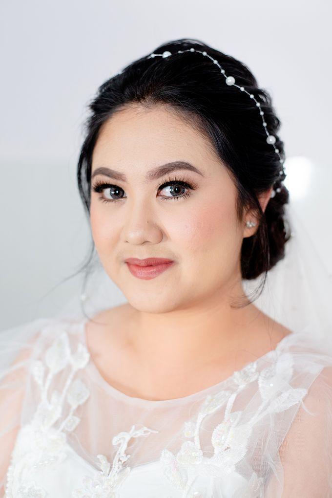 Wedding Makeup For Jenny by Satrisca Makeup Artist - 006