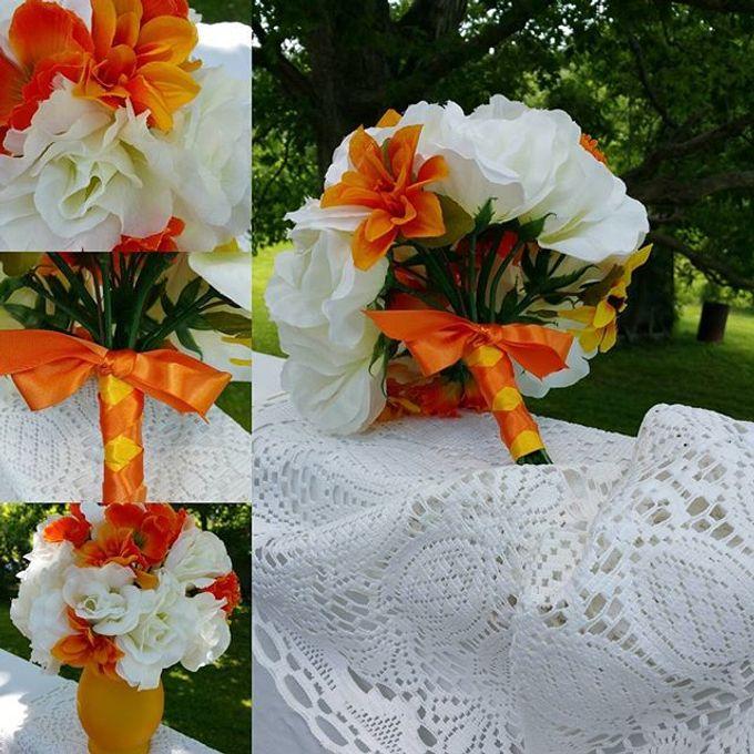 Bridal Bouquet by Reba Jo's Shoppe - 002