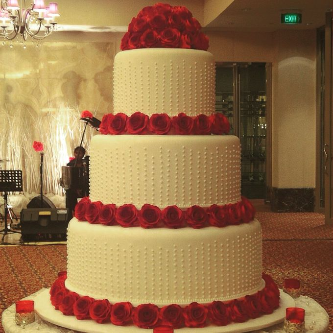 3 Tiers by Amor Cake - 026