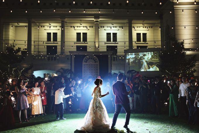 Yunior Liem & Putri Titian by Artea Event Organizer - 017