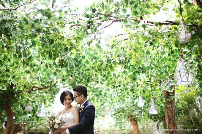 Classic + Rustic Wedding of Kalvin & Syella by Jennifer Natasha - Jepher - 012