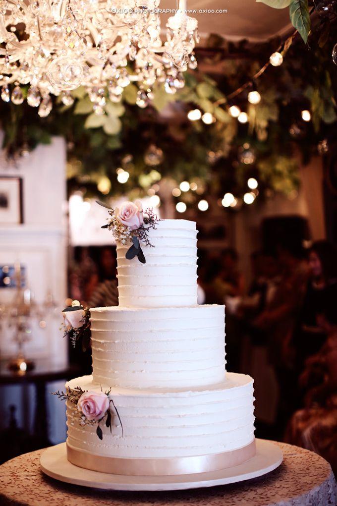 Classic + Rustic Wedding of Kalvin & Syella by Jennifer Natasha - Jepher - 011