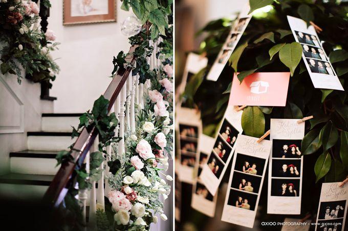 Classic + Rustic Wedding of Kalvin & Syella by Jennifer Natasha - Jepher - 010
