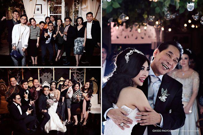 Classic + Rustic Wedding of Kalvin & Syella by Jennifer Natasha - Jepher - 008