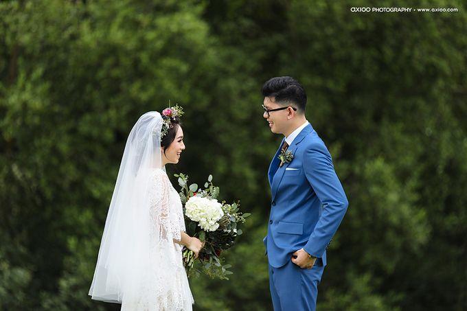 Artsy Bohemian Wedding of Nico & Felicia by Jennifer Natasha - Jepher - 011