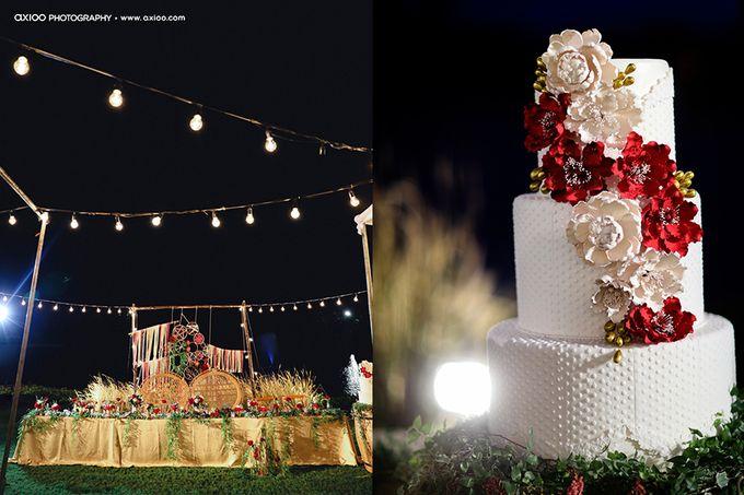 Artsy Bohemian Wedding of Nico & Felicia by Jennifer Natasha - Jepher - 008