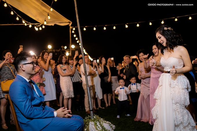 Artsy Bohemian Wedding of Nico & Felicia by Jennifer Natasha - Jepher - 007