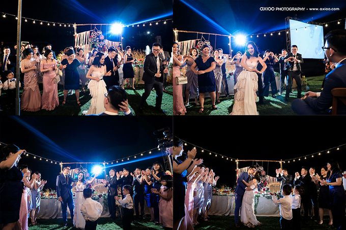 Artsy Bohemian Wedding of Nico & Felicia by Jennifer Natasha - Jepher - 006