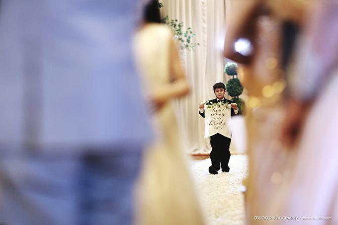 The wedding of Reinaldi & Michelle by SMITTEN - 012
