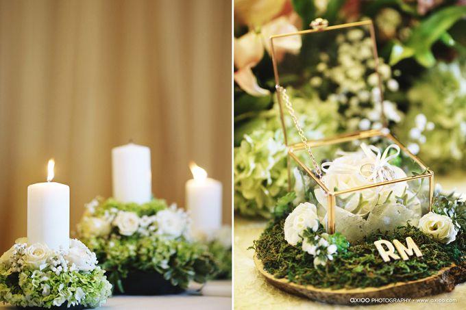The wedding of Reinaldi & Michelle by SMITTEN - 011
