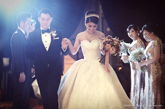 The wedding of Reinaldi & Michelle by SMITTEN - 010