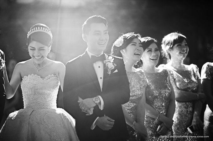 The wedding of Reinaldi & Michelle by SMITTEN - 008