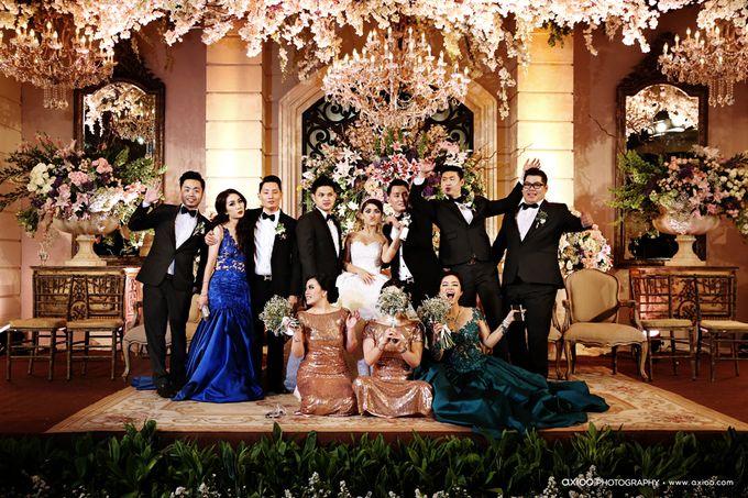 The wedding of Reinaldi & Michelle by SMITTEN - 007