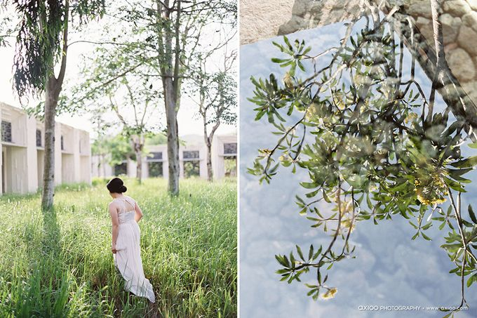 Intimate Bali Wedding of Stacey & Ren by Flying Bride - 001