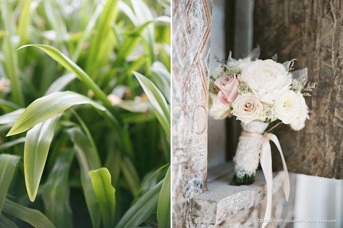 Ren & Stacey Wedding in Alila Uluwatu by Flying Bride - 002