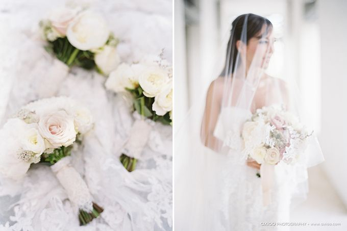 Ren & Stacey Wedding in Alila Uluwatu by Flying Bride - 003
