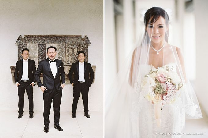 Intimate Bali Wedding of Stacey & Ren by Flying Bride - 004