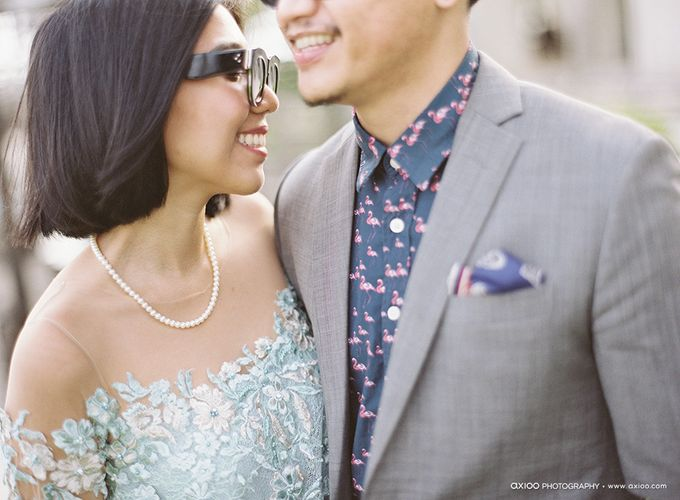 Intimate Bali Wedding of Stacey & Ren by Flying Bride - 005