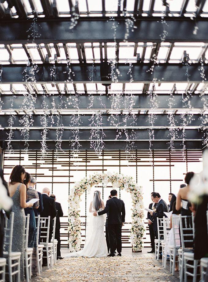 Ren & Stacey Wedding in Alila Uluwatu by Flying Bride - 004