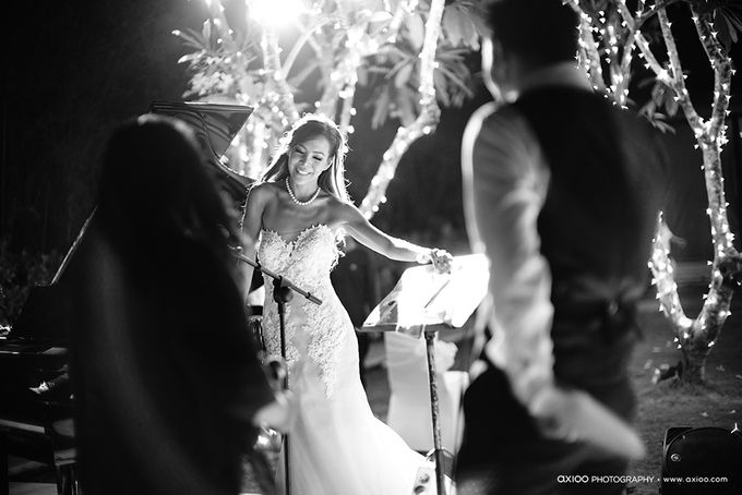 Intimate Bali Wedding of Stacey & Ren by Flying Bride - 007