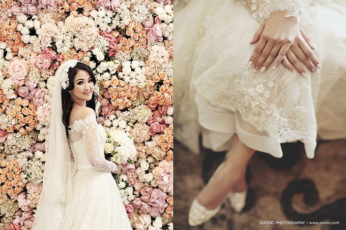 My Glamorous Romantic Wedding by Twigs and Twine - 001