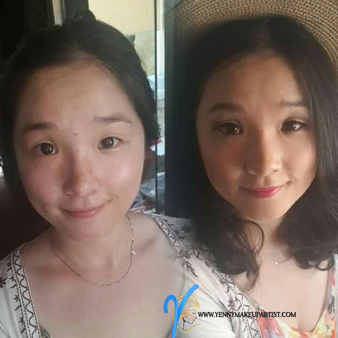 Before & After by Yenny Makeup Artist - 006