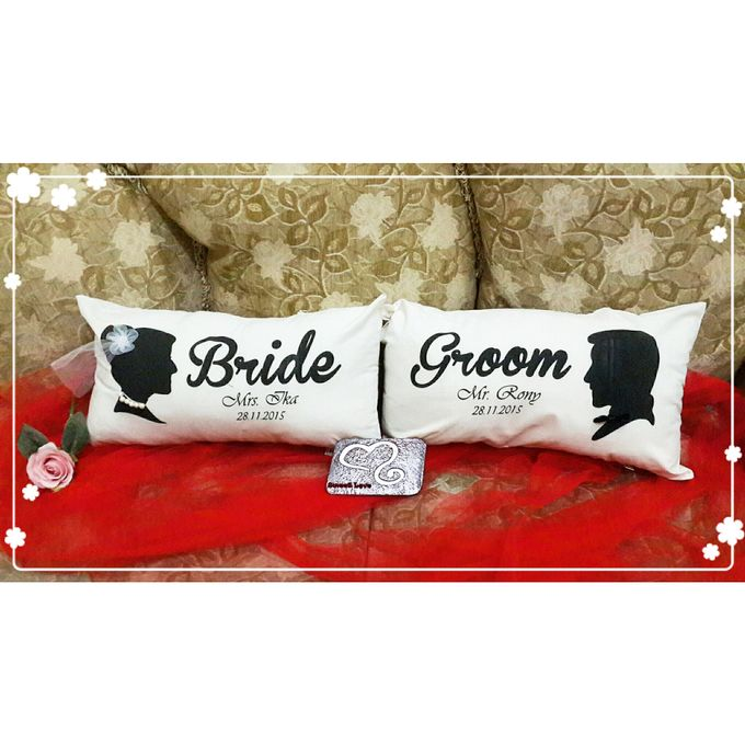 Wedding Pillow by Sweetlovecollection - 005