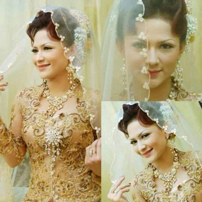 A Dream Come True Wedding by Sanggar Rias Pengantin Shanti Chaidir - 003