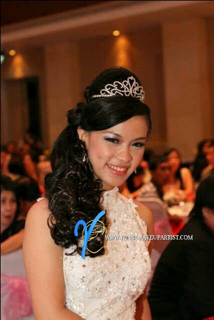 Makeup Wedding by Yenny Makeup Artist - 002
