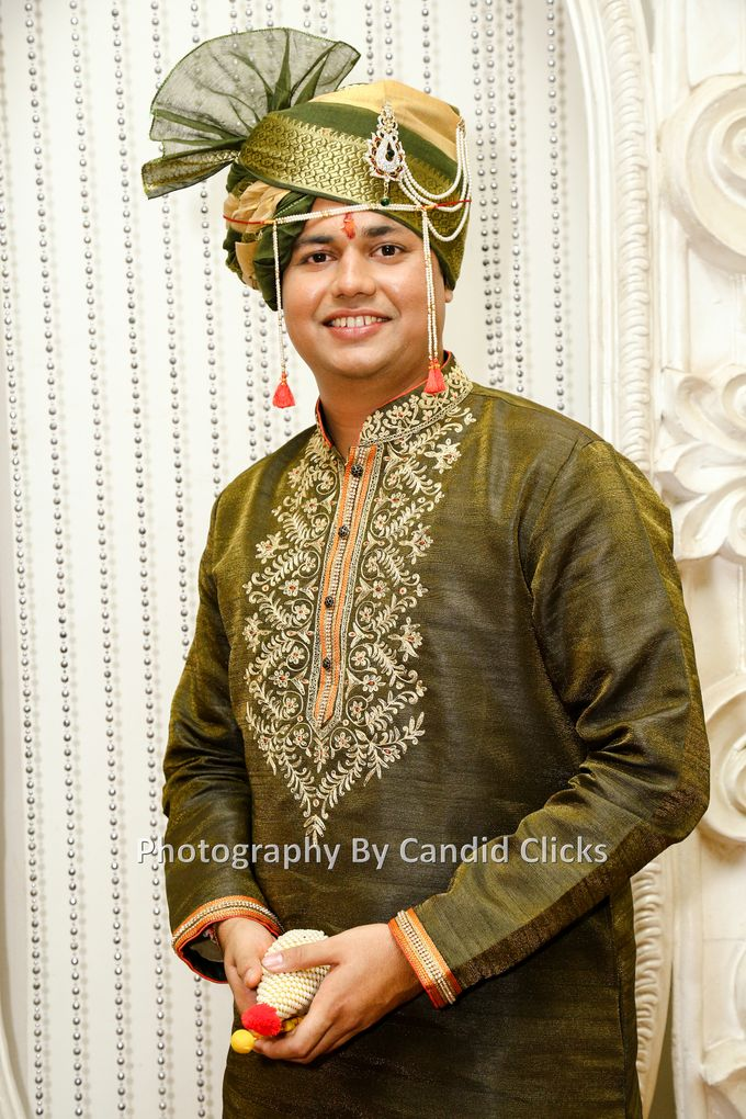 Rohit Weds Neha by Candid Clicks - 022