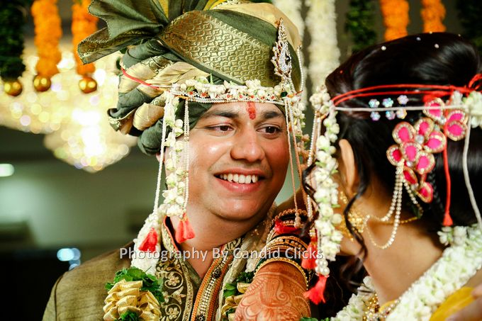 Rohit Weds Neha by Candid Clicks - 005