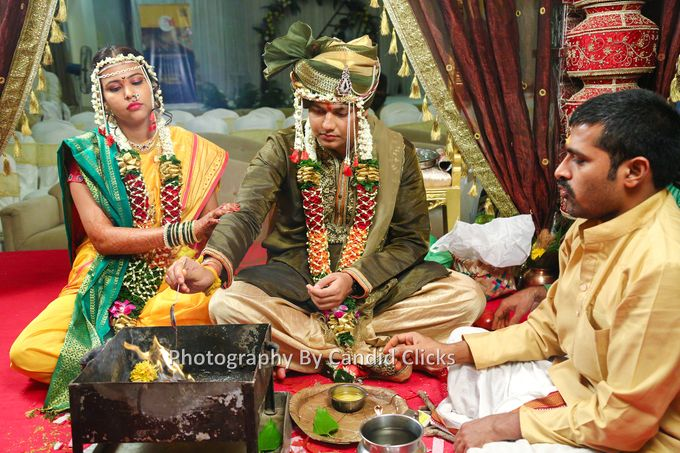 Rohit Weds Neha by Candid Clicks - 011