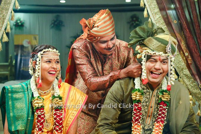 Rohit Weds Neha by Candid Clicks - 014