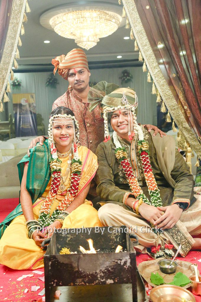 Rohit Weds Neha by Candid Clicks - 002