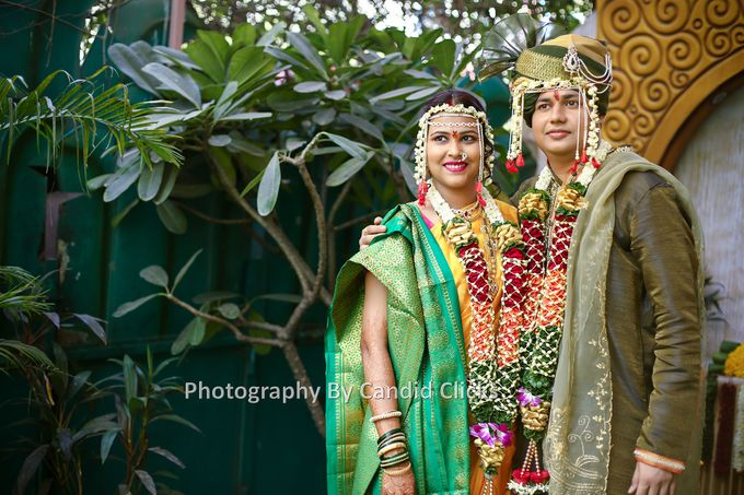 Rohit Weds Neha by Candid Clicks - 007