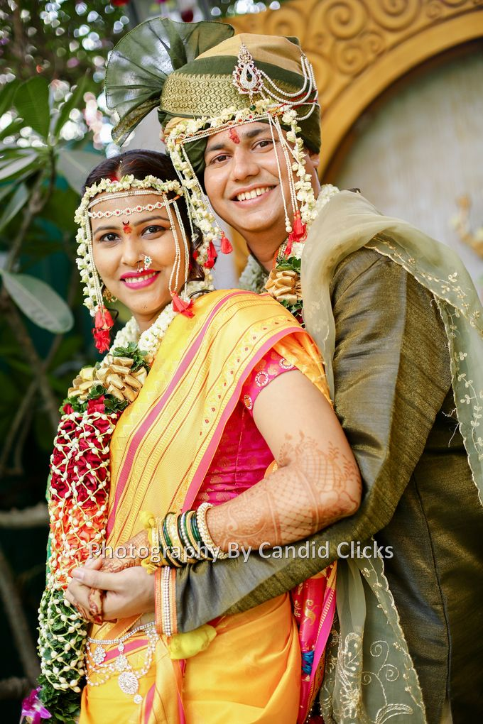 Rohit Weds Neha by Candid Clicks - 023