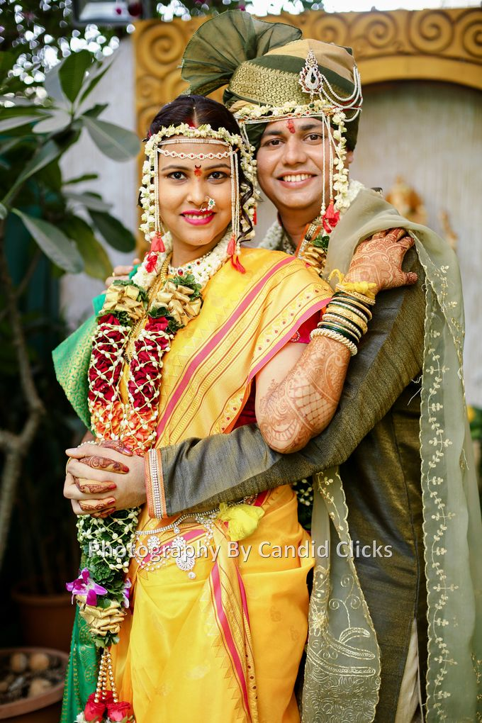 Rohit Weds Neha by Candid Clicks - 021