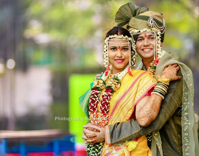 Rohit Weds Neha by Candid Clicks - 006