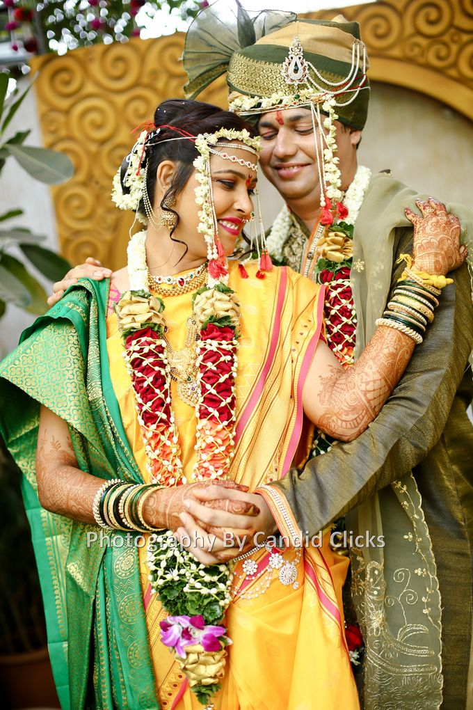 Rohit Weds Neha by Candid Clicks - 001