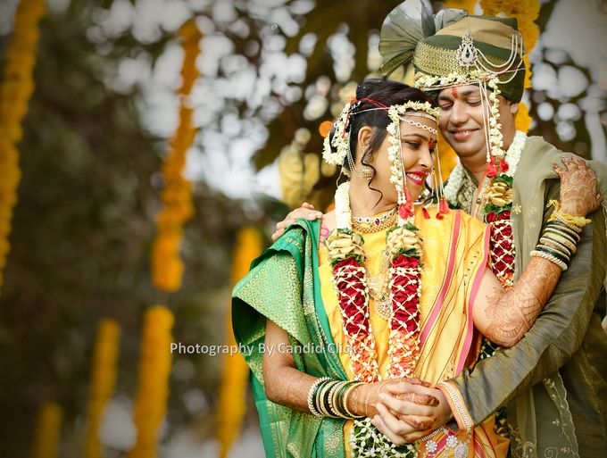 Rohit Weds Neha by Candid Clicks - 008