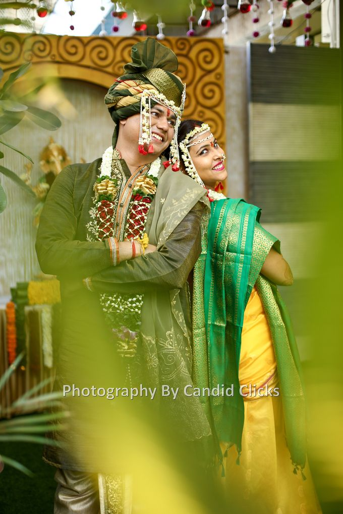 Rohit Weds Neha by Candid Clicks - 016