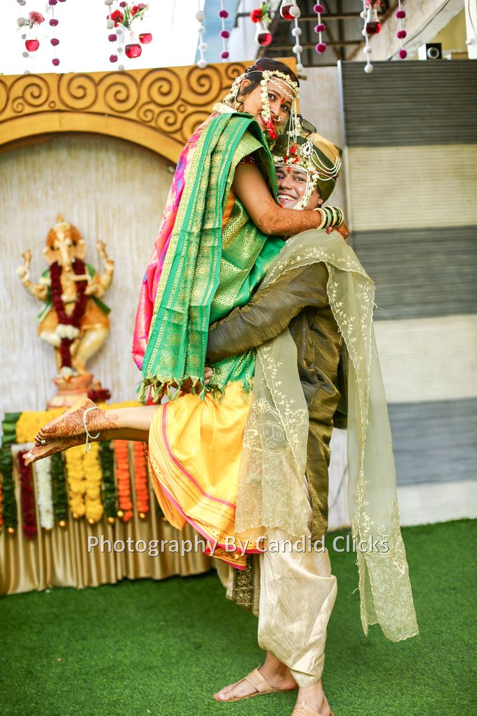 Rohit Weds Neha by Candid Clicks - 018