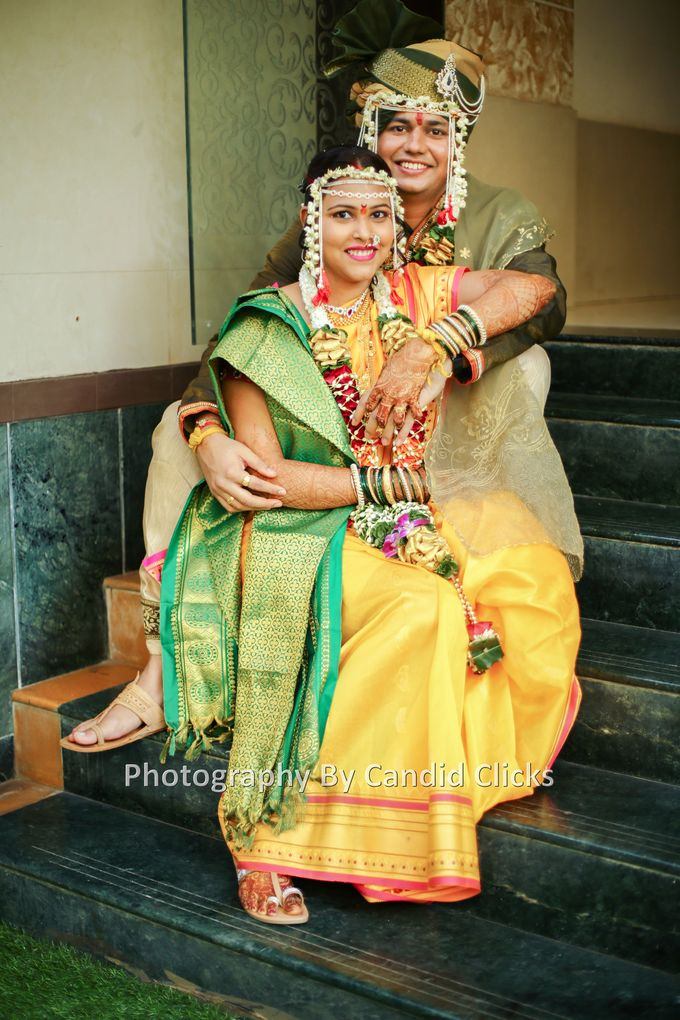 Rohit Weds Neha by Candid Clicks - 019