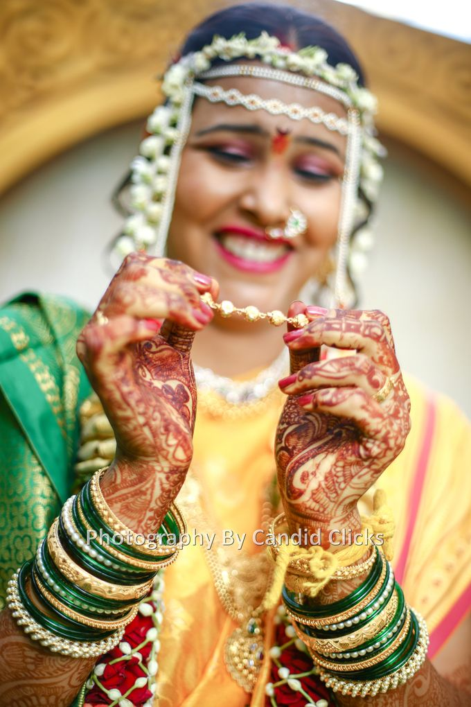 Rohit Weds Neha by Candid Clicks - 015