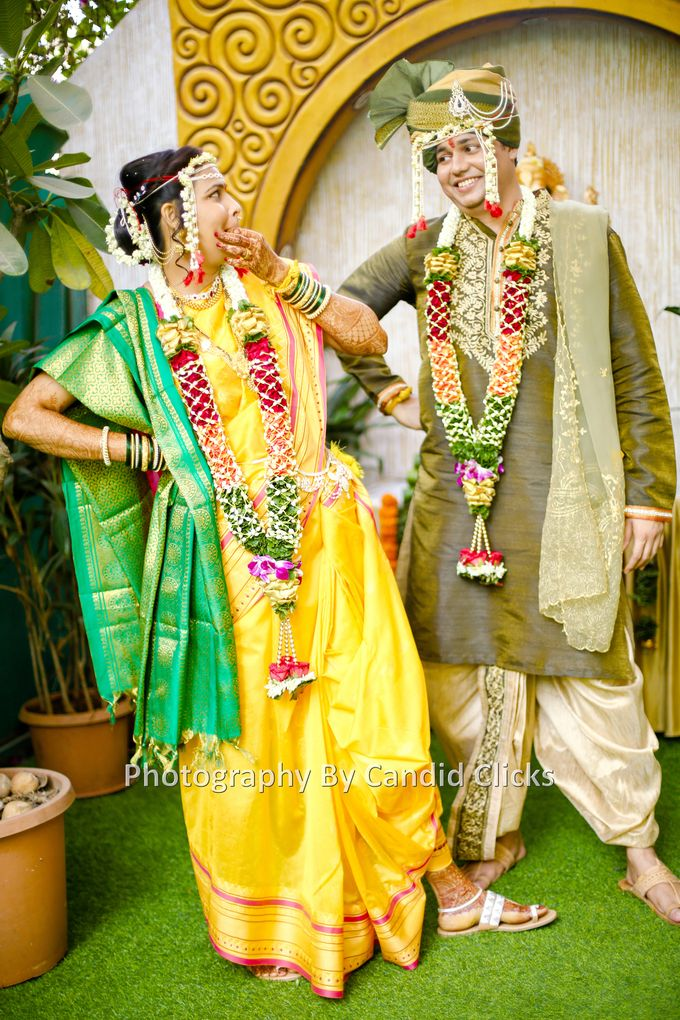 Rohit Weds Neha by Candid Clicks - 025