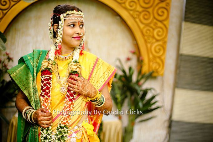 Rohit Weds Neha by Candid Clicks - 004