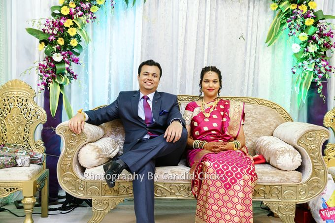 Rohit Weds Neha by Candid Clicks - 010